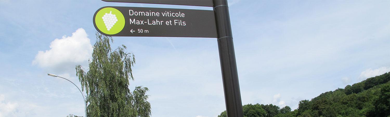 Wein aus Luxemburg, Mosel, Max-Lahr