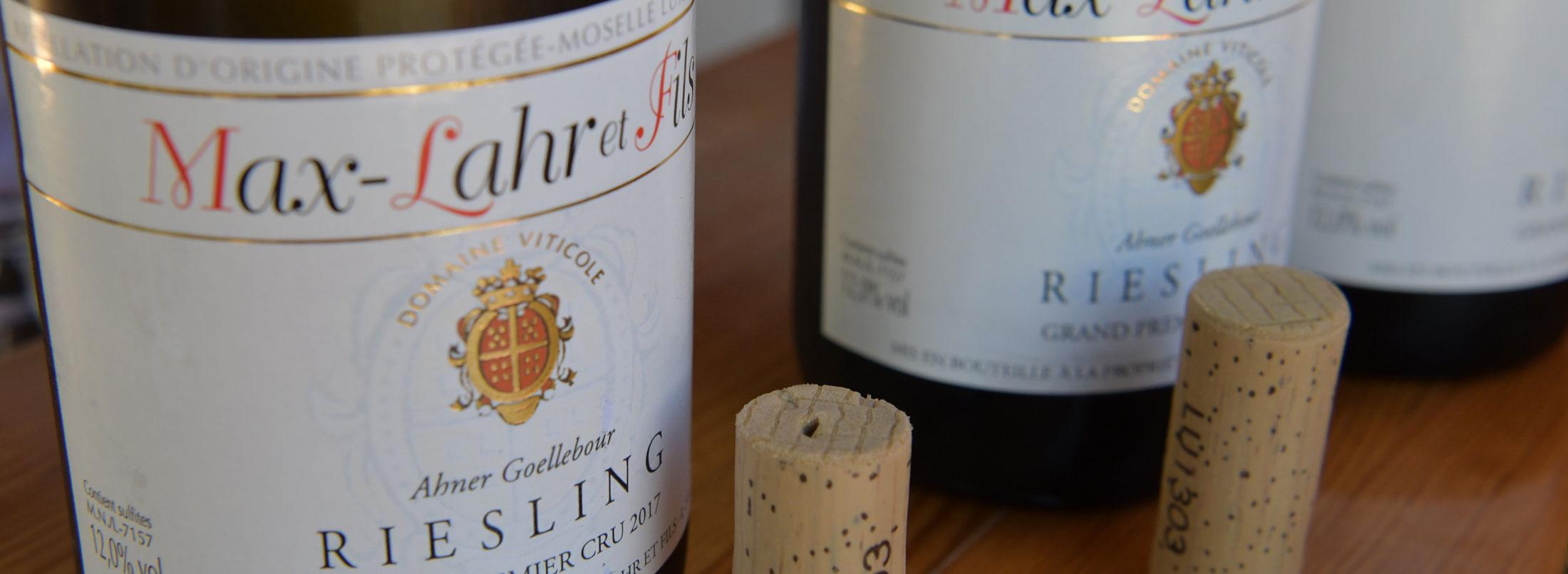 Weingut Max Lahr Ahn Riesling